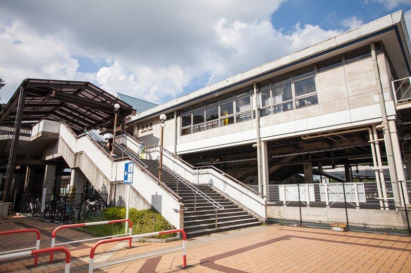 「東京」駅直通電車も利用できる「鎌取」駅