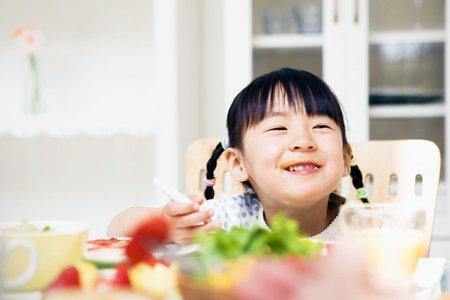 子ども食事