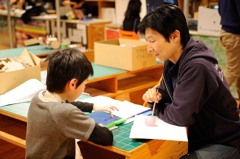 T-KIDSシェアスクール 柏の葉 インタビュー