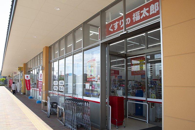 地域に根づくショッピングモール