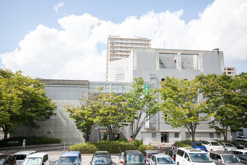 エリア付近には「千葉市 緑区役所」がある