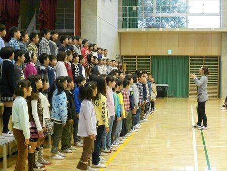 柏の葉小学校SPECIAL INTERVIEW!
