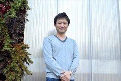 えいごカフェ柏の葉 代表 松本訓明さん