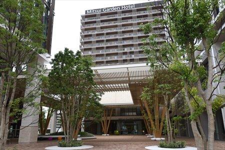 柏の葉キャンパス駅 ホテル