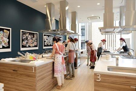 京葉ガス 料理教室