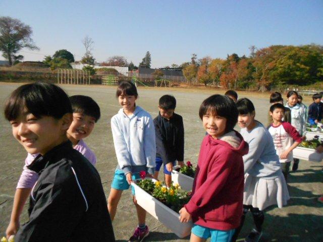 柏の葉小学校