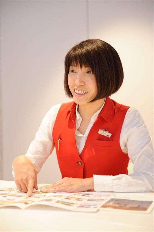 尾花佳代さん