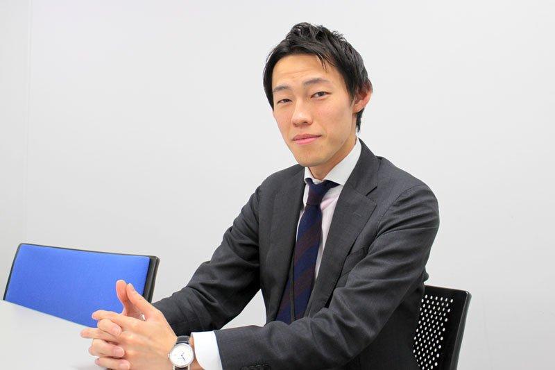 柏の葉街づくり推進部 佐藤正宏さん