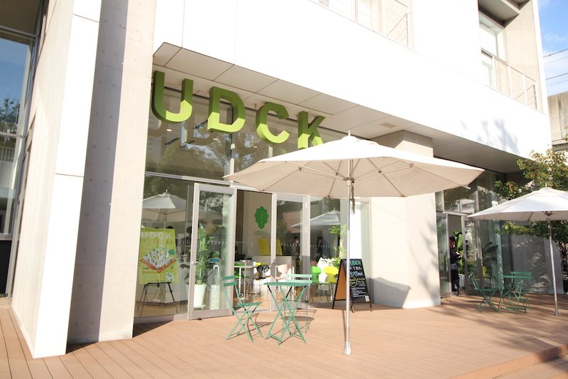 柏の葉アーバンデザインセンター(UDCK)