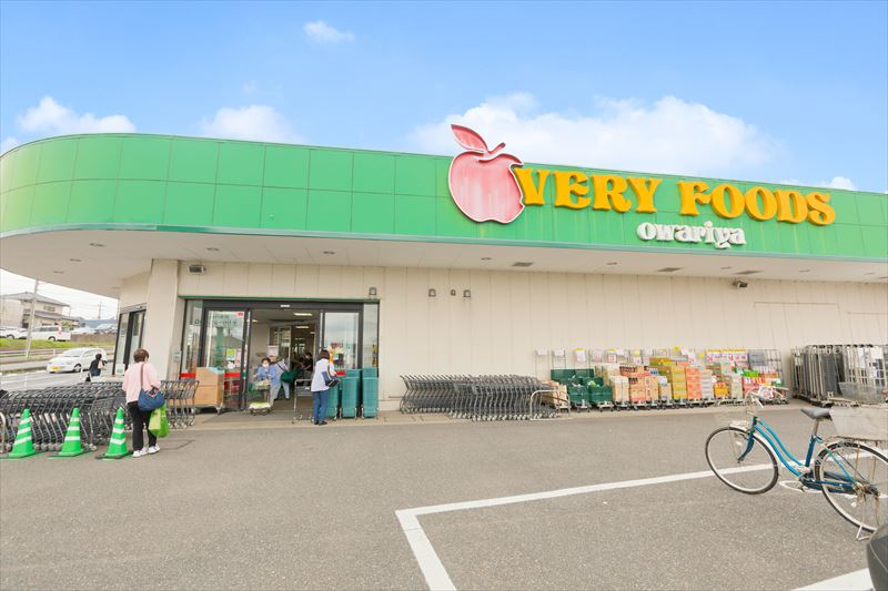 VERY FOODS owariya 長浦店